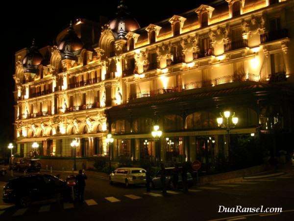 Hotel de Paris di Monako