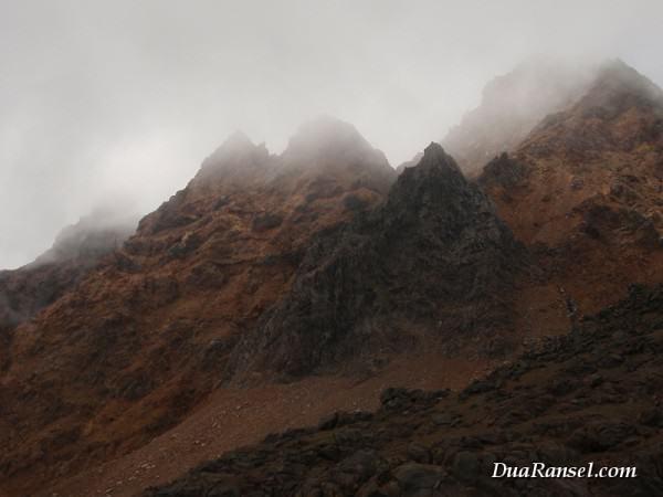 Gunung Ruapehu alias Mordor