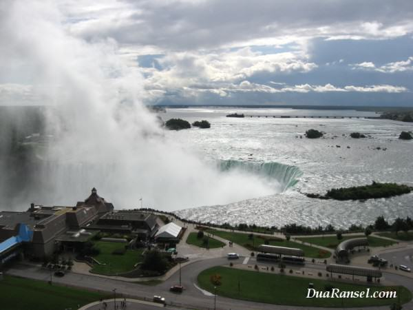 "Niagara Falls ""Horseshoe"" (Canada)"