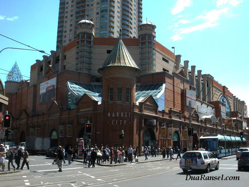 market city sydney