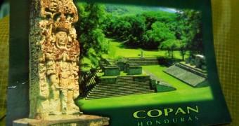 Mayan Ruin of Copan, Honduras