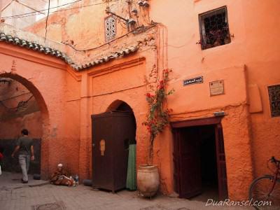 Perumahan - Marrakesh, Maroko