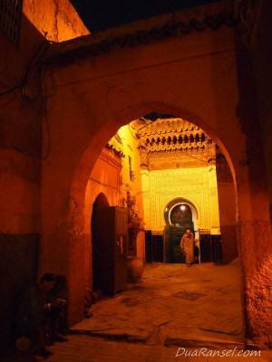 Langgar - Marrakesh, Maroko