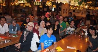 DuaRansel Kumpul Jakarta