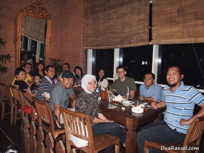 DuaRansel kumpul-kumpul Surabaya
