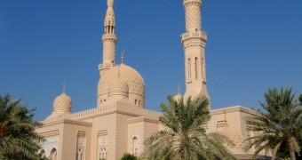 Masjid Jumeirah (Dubai, UAE)