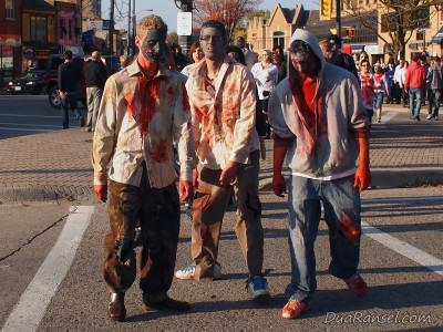 Serangan zombie lokal