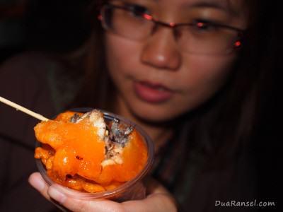 Philippines Balut Kwek-Kwek