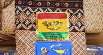 Philippines - Batik Original Thailand - Awas Barang Tiruan - Sahabat 1001