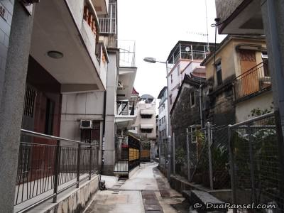 Village di New Territories, Hong Kong