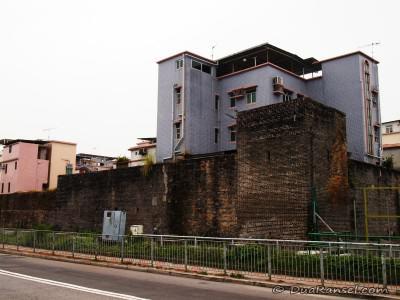 Walled village Kat Hing Wai, Kam Tin, Hong Kong