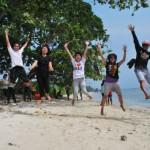 IndoJumpTravelers 03-02 Devi Natalia - Pulau Tunda