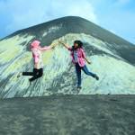 IndoJumpTravelers 04-01 Anggie - Anak Gunung Krakatau