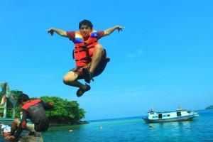 IndoJumpTravelers 06 Geri - Pulau Sebesi-Krakatau