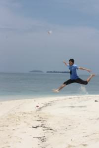 IndoJumpTravelers 08-01 Muhammad Syafiuddin - Pulau Cilik Karimun Jawa