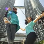 IndoJumpTravelers 14-01 Diah - Petronas Kuala Lumpur