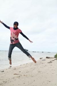 IndoJumpTravelers 14-02 Diah - Bukit Berahu Belitung