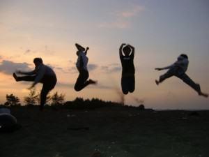IndoJumpTravelers 16 Fikri Wicaksana - Pantai Slamaran