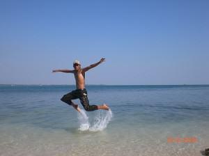 IndoJumpTravelers 20 Kukuh Eko - Pulau Panjang Jepara