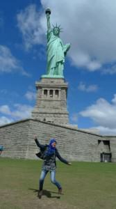 IndoJumpTravelers 21 Vidyani Adiningtyas - Liberty NYC