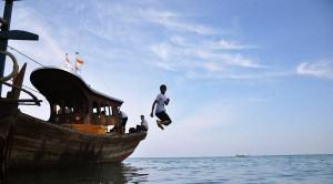 IndoJumpTravelers 23 Sikilu - Pulau Pandang Sumut