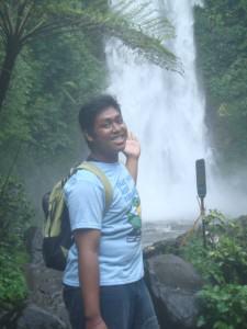 IndoRanselers 74 krisna saputra