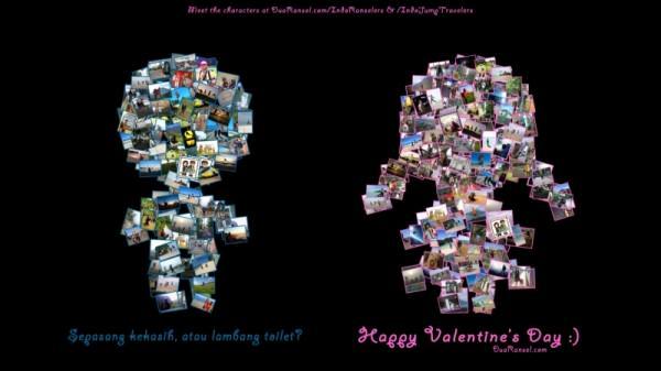 IndoRanselers collage 03 - IndoJumpTraveler 01 - Valentine - med 800x450 px