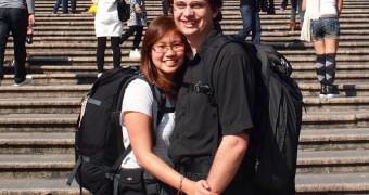 Dina Ryan DuaRansel ransel backpack Macau