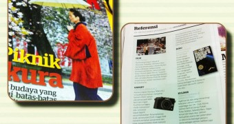 National Geographic Traveler Id April 2012 DuaRansel - Photo by Tere