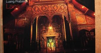 KartuPos DuaRansel 46 - Laos Luang Prabang - Wat Xieng Thong - Jatuporn Rutnin