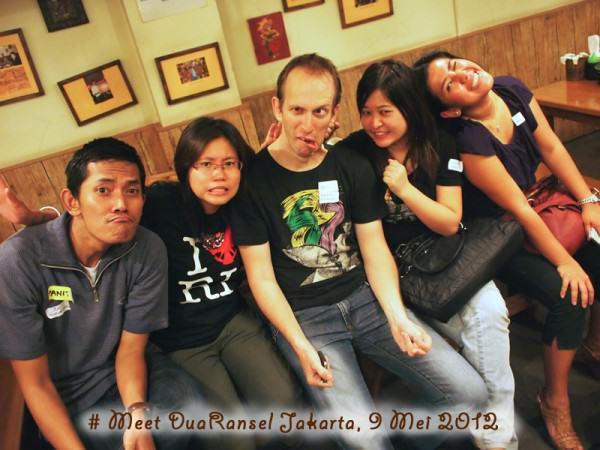 Meet DuaRansel Jakarta 2012