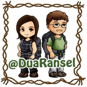 DuaRansel at twitter