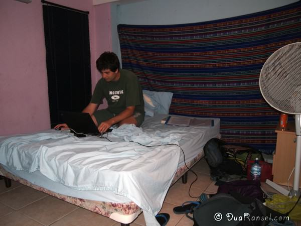 Panama - Panama City - private room in a hostel