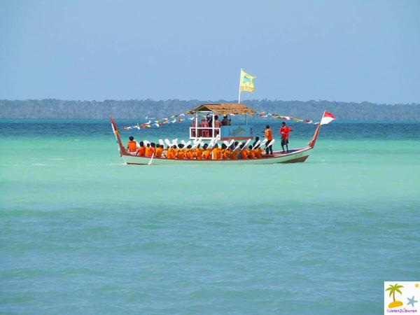 Turnamen Foto Perjalanan Laut - Pantai Ohoidertawun, Kei Kecil - Fabiola Jalan2Liburan