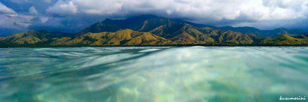 Turnamen Foto Perjalanan - Laut - Kepulauan Riung Flores - Kusumorini