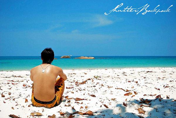Turnamen Foto Perjalanan Laut - Pantai Tanjung Tinggi Belitung by Aditya Permana