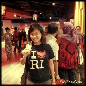 Madame Tussauds Bangkok - I Garuda RI T-shirt