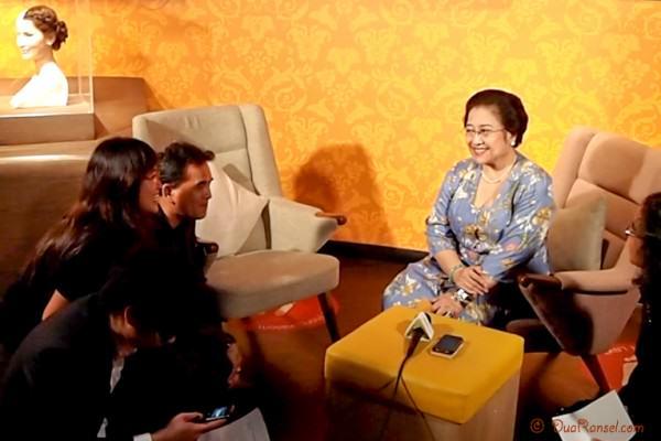 Madame Tussauds Bangkok - Interview with Megawati about tourism
