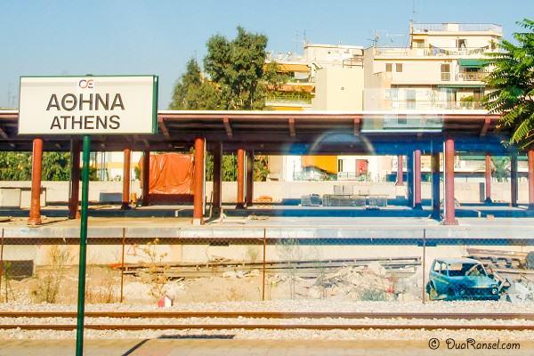 Athens: Athina