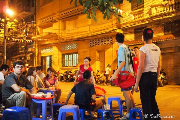 Vietnam - Hanoi - Street food