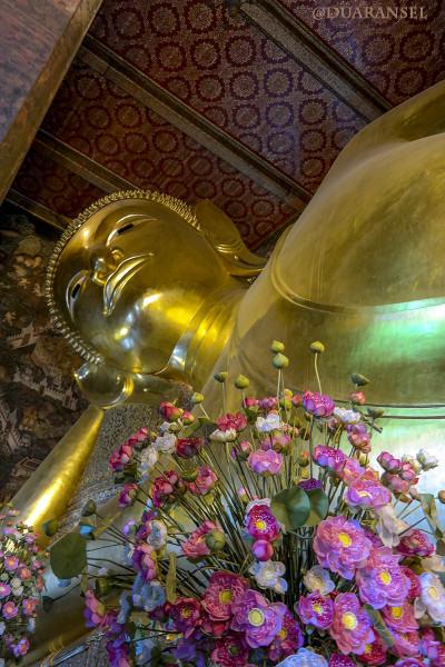 Sleeping Buddha, Wat Pho, Bangkok