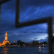Wat Arun and Chao Phraya River, Bangkok