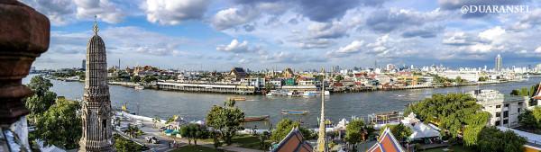 Wat Arun view, Bangkok