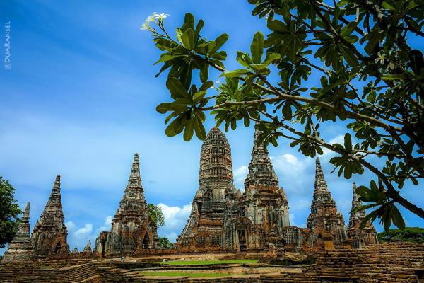 Wat Chaiwataranam, Ayutthaya