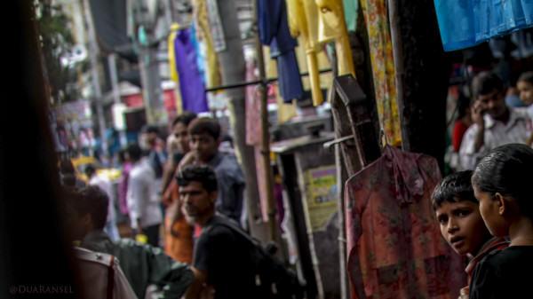 Street scene, Kolkata