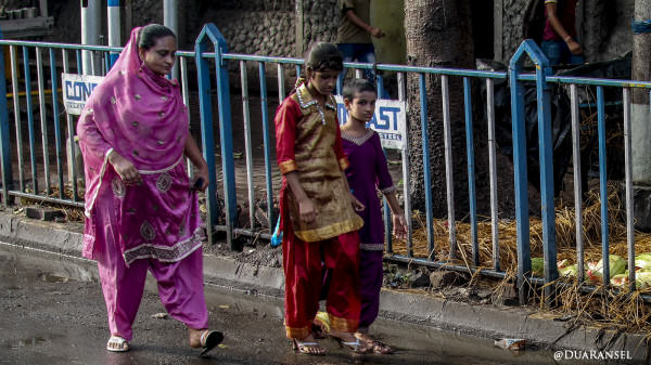 family, Kolkata