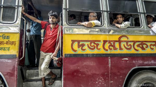 Bus Kolkata