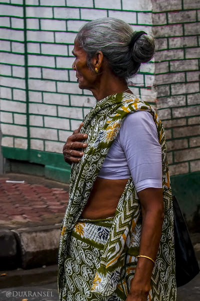 Woman Kolkata