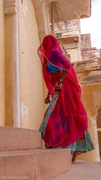 Wanita Rajasthani