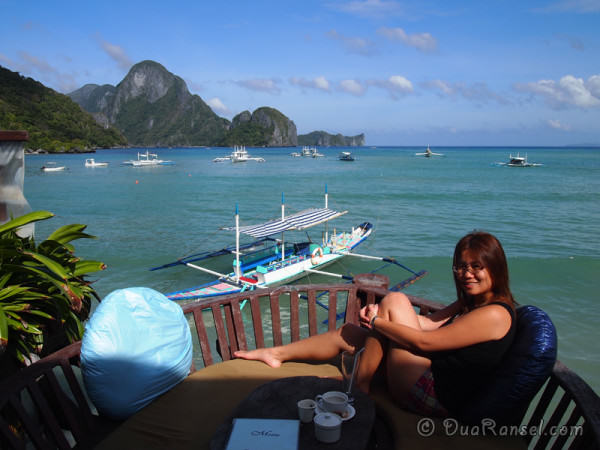 The Alternative | A restaurant at El Nido